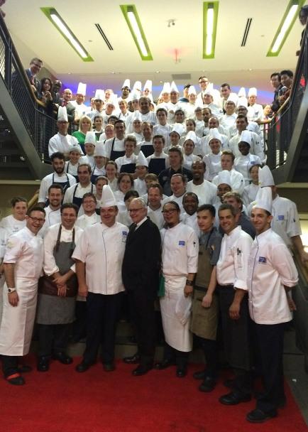 Chefs at GBC